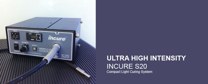 UV Visible Light Curing Spot Lamp
