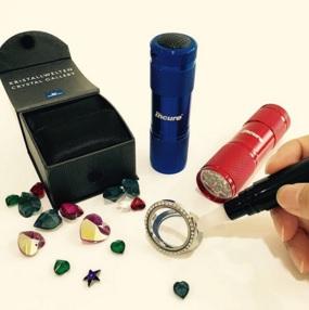 BLAZE || UV Adhesives, UV Adhesive, adhesives, UV Light Adhesives